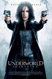 Caratula, cartel, poster o portada de Underworld: El despertar