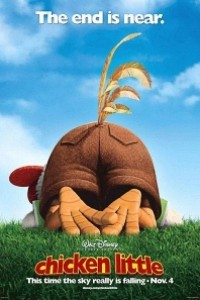 Caratula, cartel, poster o portada de Chicken Little