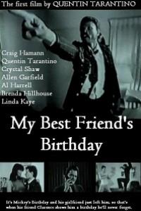Caratula, cartel, poster o portada de El cumpleaños de mi mejor amigo
