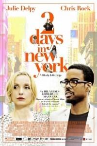 Caratula, cartel, poster o portada de Dos días en Nueva York