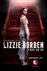 Caratula, cartel, poster o portada de Lizzie Borden Took An Ax