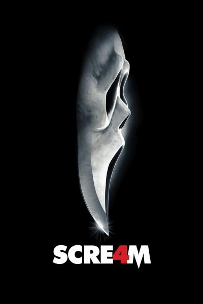 Caratula, cartel, poster o portada de Scream 4