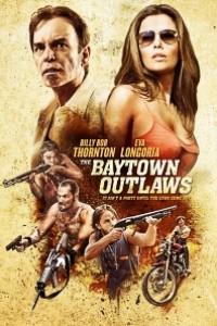 Caratula, cartel, poster o portada de Los forajidos de Baytown