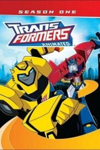 Caratula, cartel, poster o portada de Transformers: Animated