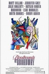Caratula, cartel, poster o portada de Noches de Broadway