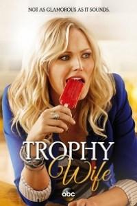 Caratula, cartel, poster o portada de Trophy Wife