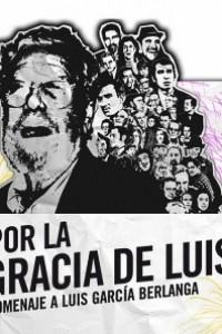 Caratula, cartel, poster o portada de Por la gracia de Luis