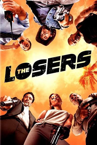 Caratula, cartel, poster o portada de Los perdedores