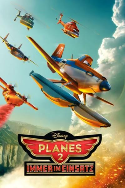 Caratula, cartel, poster o portada de Aviones: Equipo de rescate (Aviones 2)