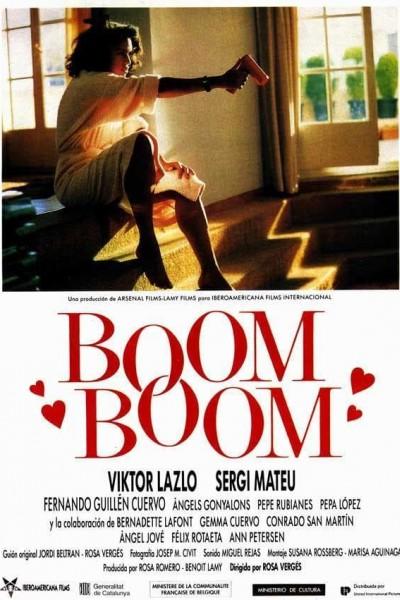 Caratula, cartel, poster o portada de Boom Boom