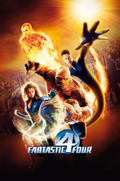 Caratula, cartel, poster o portada de Los 4 fantásticos