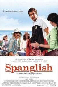 Caratula, cartel, poster o portada de Spanglish