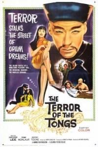 Caratula, cartel, poster o portada de El terror de los Tongs