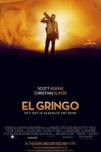 Caratula, cartel, poster o portada de El Gringo