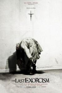 Caratula, cartel, poster o portada de El último exorcismo