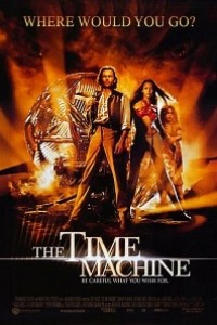 Caratula, cartel, poster o portada de La máquina del tiempo