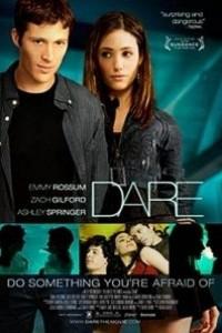 Caratula, cartel, poster o portada de Dare