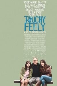 Caratula, cartel, poster o portada de Touchy Feely