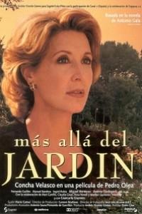 Caratula, cartel, poster o portada de Más allá del jardín