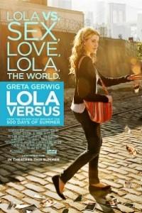 Caratula, cartel, poster o portada de Lola Versus