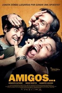 Caratula, cartel, poster o portada de Amigos...