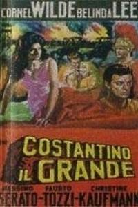 Caratula, cartel, poster o portada de Constantino el grande