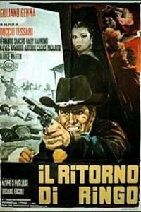 Caratula, cartel, poster o portada de El retorno de Ringo