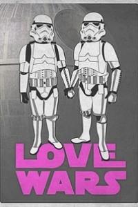 Caratula, cartel, poster o portada de Love Wars