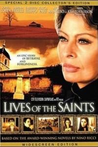 Caratula, cartel, poster o portada de La vida de los santos