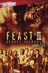 Caratula, cartel, poster o portada de Feast 2 (Atrapados 2)