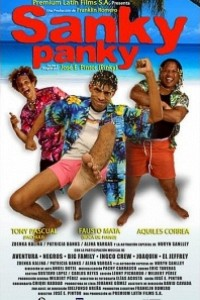 Caratula, cartel, poster o portada de Sanky Panky