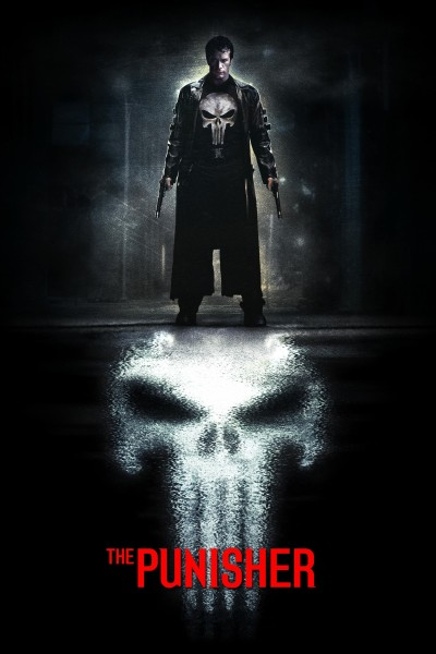 Caratula, cartel, poster o portada de El castigador (The Punisher)