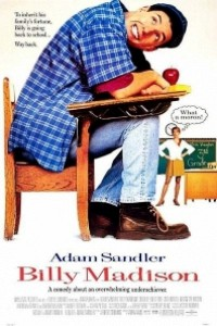 Caratula, cartel, poster o portada de Billy Madison
