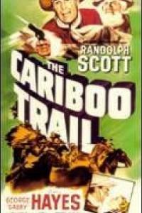 Caratula, cartel, poster o portada de La ruta del caribú