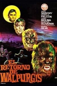 Caratula, cartel, poster o portada de El retorno de Walpurgis