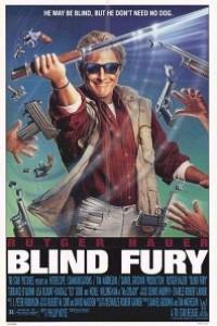 Caratula, cartel, poster o portada de Furia ciega