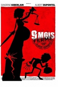 Caratula, cartel, poster o portada de 9 meses... de condena