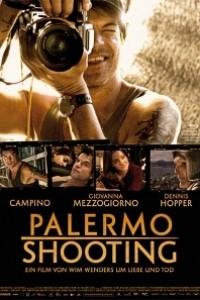 Caratula, cartel, poster o portada de Palermo Shooting
