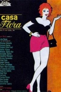 Caratula, cartel, poster o portada de Casa Flora