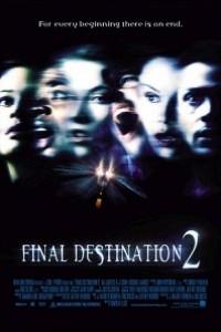 Caratula, cartel, poster o portada de Destino final 2