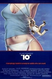 Caratula, cartel, poster o portada de 10, la mujer perfecta