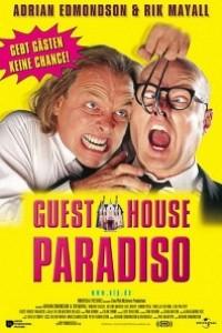Caratula, cartel, poster o portada de Hotel Paraíso