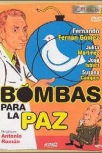 Caratula, cartel, poster o portada de Bombas para la paz