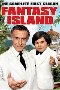 Caratula, cartel, poster o portada de La isla de la fantasía