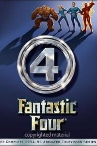 Caratula, cartel, poster o portada de Los 4 Fantásticos (Los Cuatro Fantásticos)