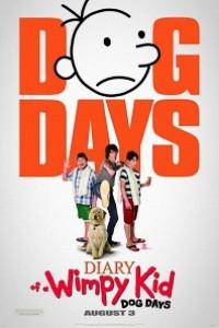 Caratula, cartel, poster o portada de Diario de Greg 3: Días de perros