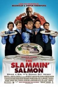 Caratula, cartel, poster o portada de The Slammin\' Salmon