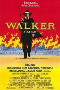 Caratula, cartel, poster o portada de Walker