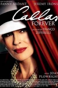 Caratula, cartel, poster o portada de Callas Forever