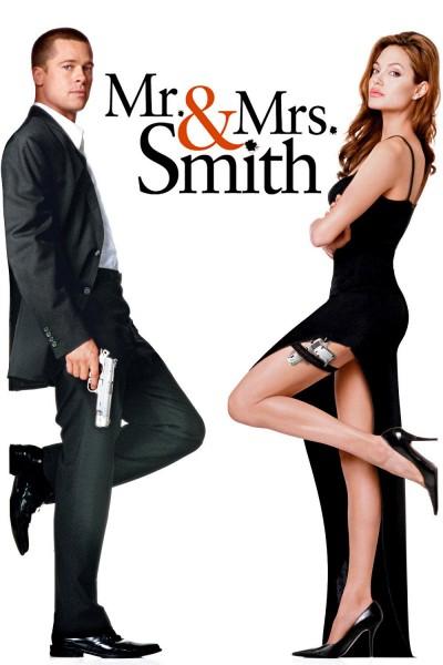 Caratula, cartel, poster o portada de Sr. y Sra. Smith